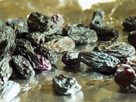 Raisins, Food, Nutrition, Delicious, Sweet, Healthy