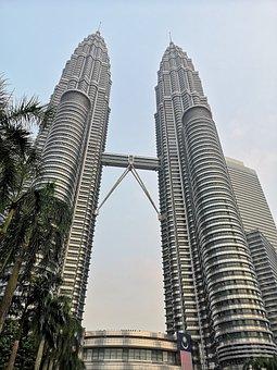 Malaysia, Petronas Tower, Tower, Patronas, Holiday