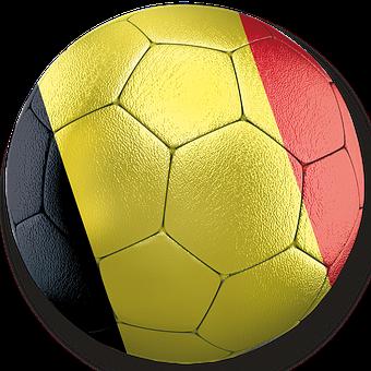 Football, Ball, Uefa, Europe, Belgium