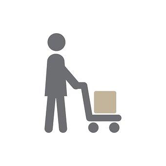 Box, Business, Cargo, Client, Commerce, Courier
