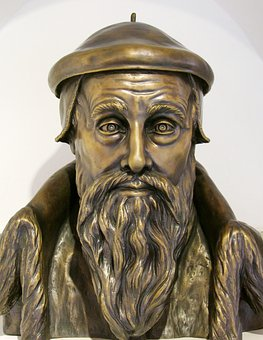 John Calvin, Reformation, Church Founder, 1509-1564