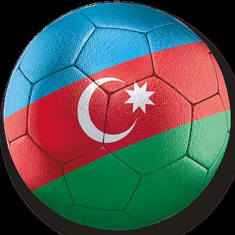 Football, Ball, Uefa, Europe, Azerbaijan