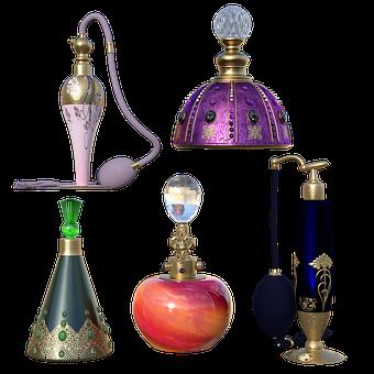 Parfum, Bottle, Aroma, France, French, Elegant, Perfume