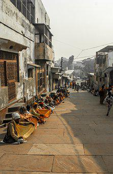 India, Vrindavan, Krishna, Asia, Mathura, Hindu