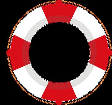 Lifebelt, Rescue, Red, Swim, Security