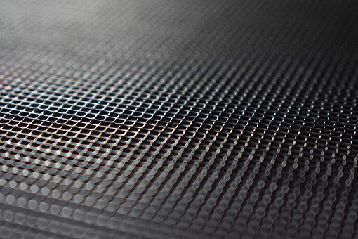Surface, Metal, Texture, Invoice, Grey, Grille, Pattern