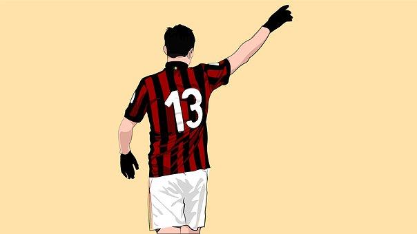Vector Art, Design, Adobe Illustrator, Football, Sport