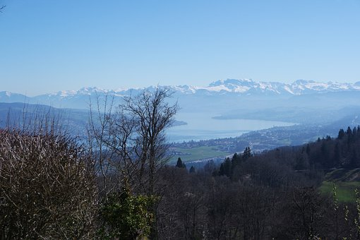Zurich, Uetliberg, Hausberg, Top Of Zurich, Mountain