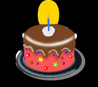 Cake, Festival, Birthday, Dessert, Celebration, Cream