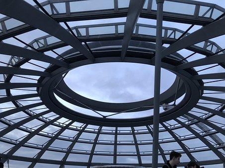 Reichstag, Germany, Berlin, Dom