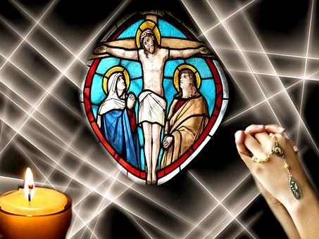 Pray, Jesus, Son Of God, Religion, Christianity