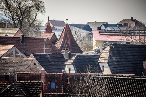 Prichsenstadt, City View, City, Village, Swiss Francs