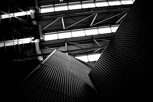 Lookup, Black And White, Structure