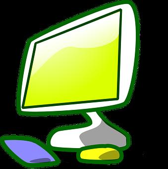 Monitor, Screen, Digital, Equipment