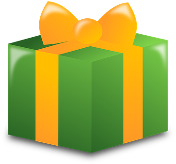 Gift, Present, Wrapped, Parcel, Package