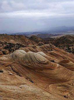 Yant Flats, Utah, Trail, Hike, Nature, Landscape