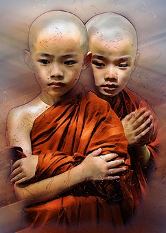 Theravada Buddhism, Novices
