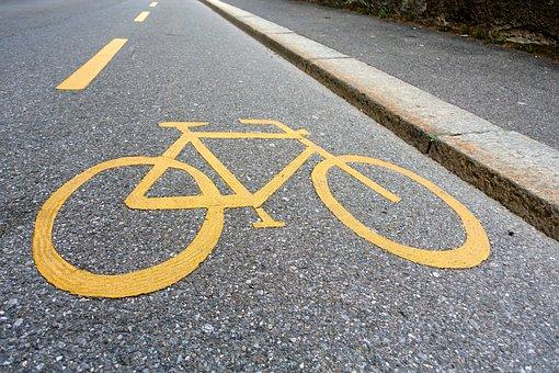 Road, Bicycle Path, Cycle Path, Bike, Away, Wheel