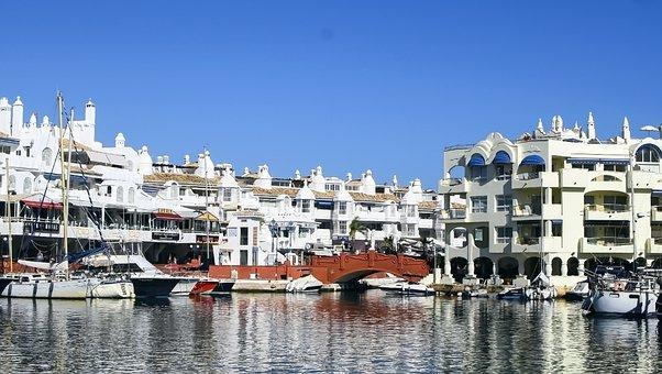 Water, Sea, Holidays, Sky, Blue, Travel, Tourism, Spain