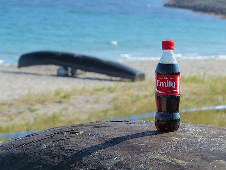 Beach, Boat, Name, Emily, Coke, Island