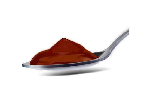 Spoon, Dulce De Leche, Sweet, Dessert