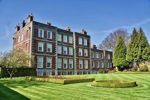 Gunny, Estate, Hall, Facade, Mansion, Design