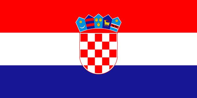 Flag Of Croatia, Croatian, Coat Of Arms