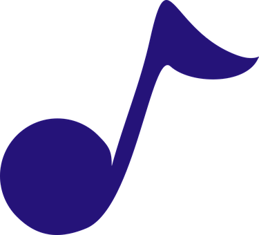 Music, Note, Melody, Lilac