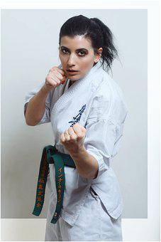Sport, Karate, Kick, Fight, Sports, Exercise, Fist