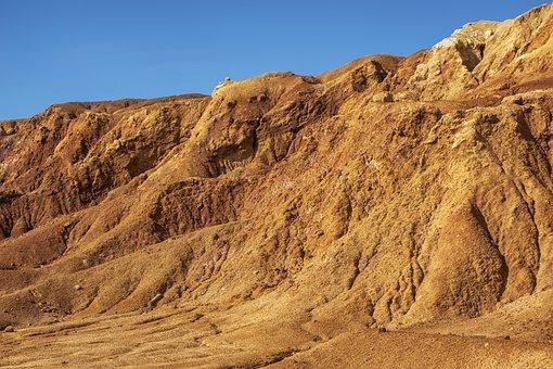Landscape, Mines, Textures, Quarry, Rocks