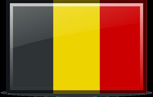 Belgium, Flag, Icons, Rodentia Icons, Symbol, Tricolor