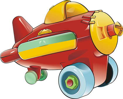 Aircraft, Vehicle, Transport, Toy