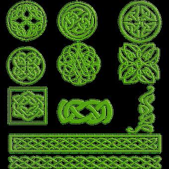 Celtic Knots, Celtic Symbols, Borders, Celtic, Irish
