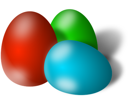 Eggs, Easter, Holiday, Celebration