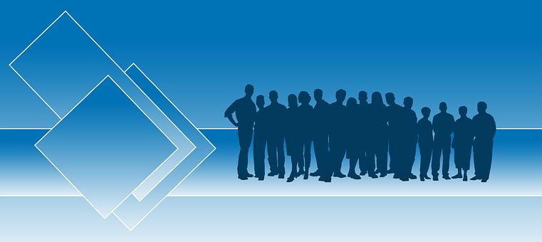 Logo, Concept, Group, Team, Meeting, Banner, Header