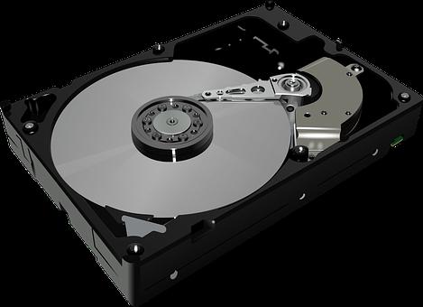 Data, Device, Digital, Disk, Drive, Hard