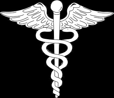 Medicine, Logo, Snakes, Sign, Symbol, Design, Health