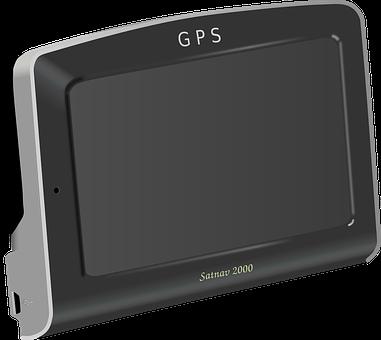 Gps, Device, Global, Positioning, Navigation