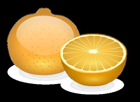 Orange, Fruit, Slice, Food, Fresh, Citrus, Healthy