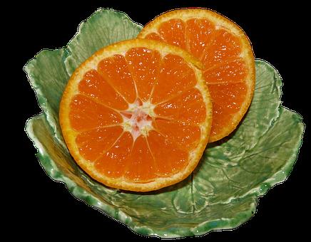 Fruit, Citrus, Vitamin C, Sliced