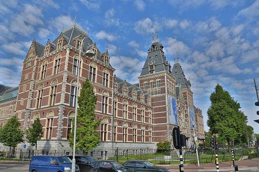 Amsterdam, Museum, Netherlands, National Museum, City