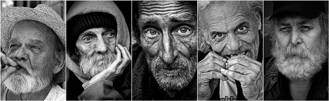 People, Man, Old Man, Faces, Senior, Old, Person