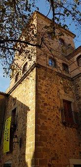 Cáceres, Extremadura, City, Travel, Destination