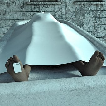 Body, Body Space, The Corpse Cellar, Dead, List, Cloth