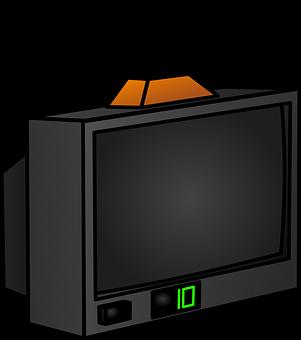 Tv, Television, Antenna, Analog, Entertainment