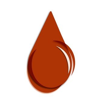 Drop, Red, Drops, Blood, Donate