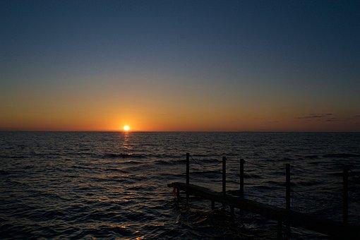 Sun, Summer, Light, Sunset, Sunrise, Sky