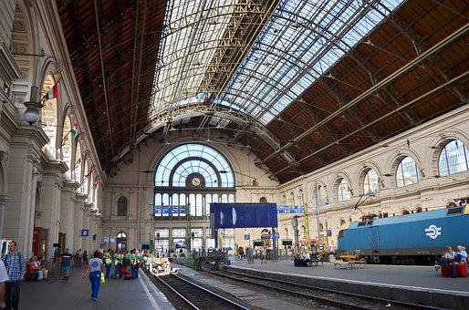 Interior, The Train Station, The Station, Trains, Lines