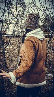 Girl, Jacket, Clothing, Style, Spring, Woman, Fashion