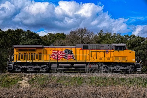 Train, Locomotive, Railway, Transport, Railroad